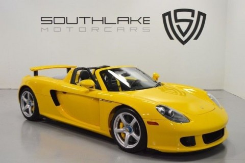 2005 Porsche Carrera GT 1 of 89 for sale