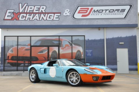 2006 Ford GT GT 40 Heritage 800 Miles for sale
