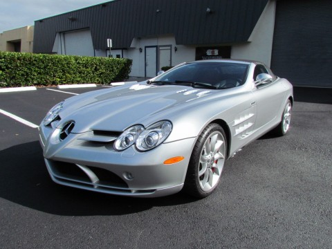 2008 Mercedes Benz SLR McLaren for sale