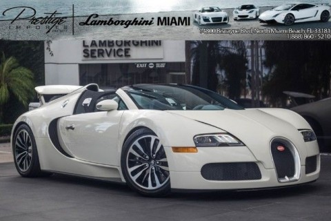 2011 Bugatti Veyron Grand Sport for sale