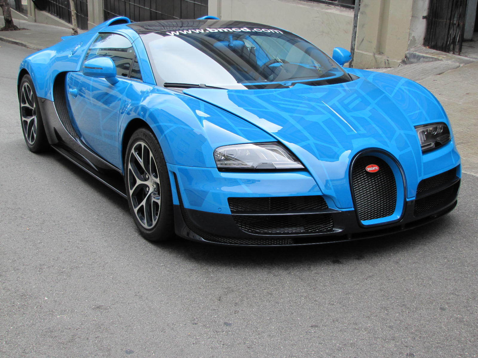 Bugatti Vitesse Transformers Edition One Of One Supercars For Sale on W16 Engine