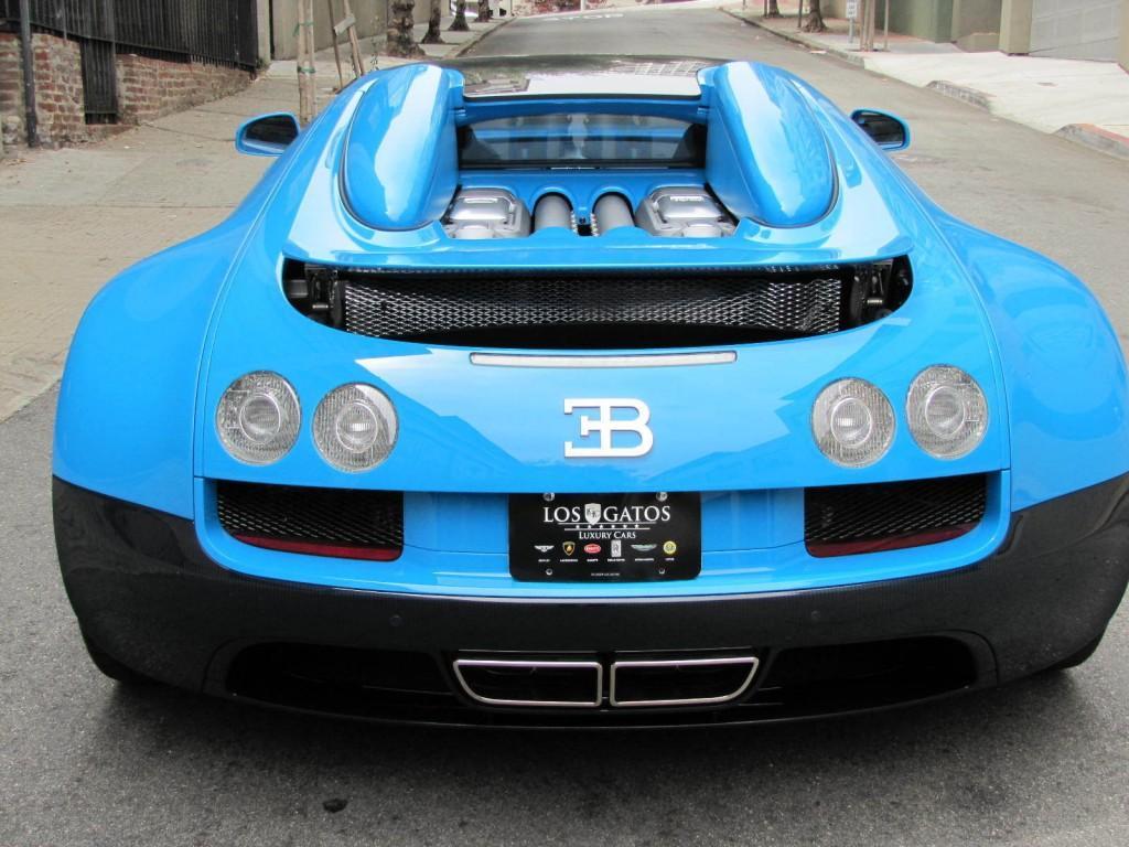 2014 Bugatti Vitesse Transformers Edition ONE OF ONE