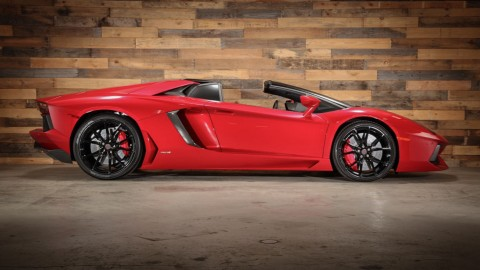 2015 Lamborghini Aventador Roadster Ad Personam for sale