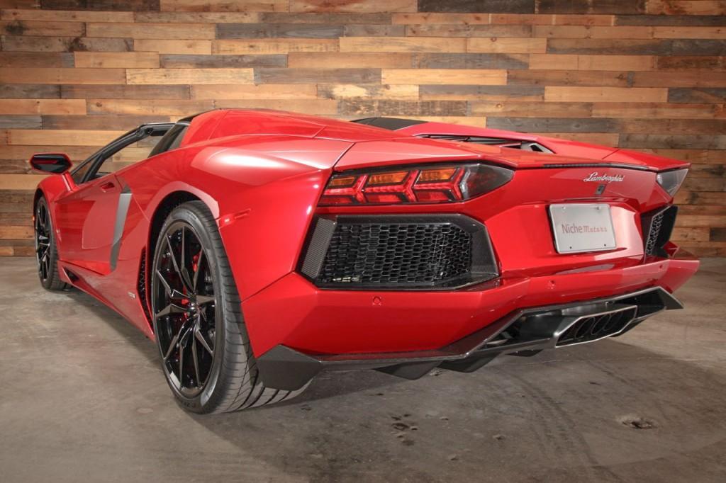 2015 Lamborghini Aventador Roadster Ad Personam