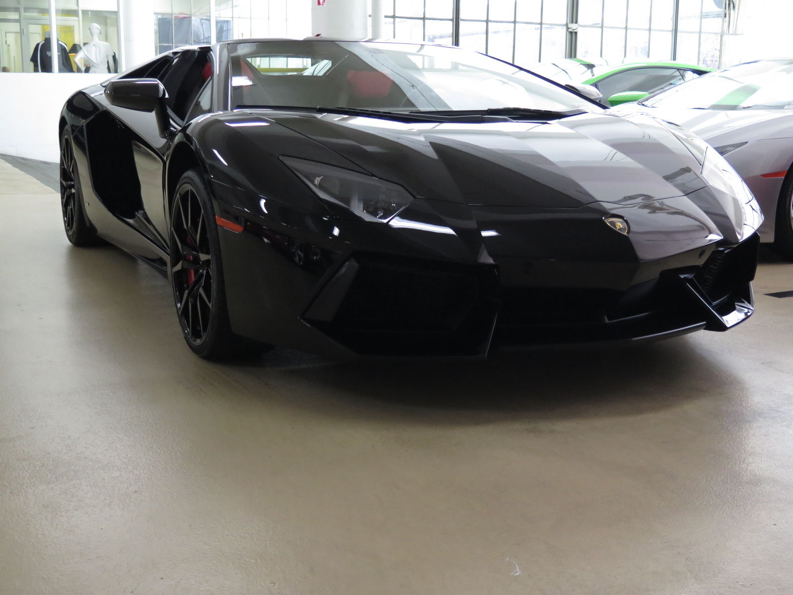 2015 lamborghini aventador roadster for sale. Black Bedroom Furniture Sets. Home Design Ideas