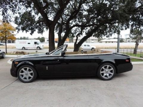 2015 Rolls Royce Phantom Diamond Black/moccasin Teak Decking for sale