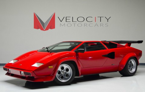 1979 Lamborghini Countach LP 400 S Series 1 for sale