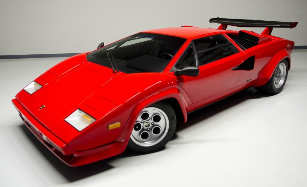 1979 Lamborghini Countach Lp 400 S Series 1 For Sale