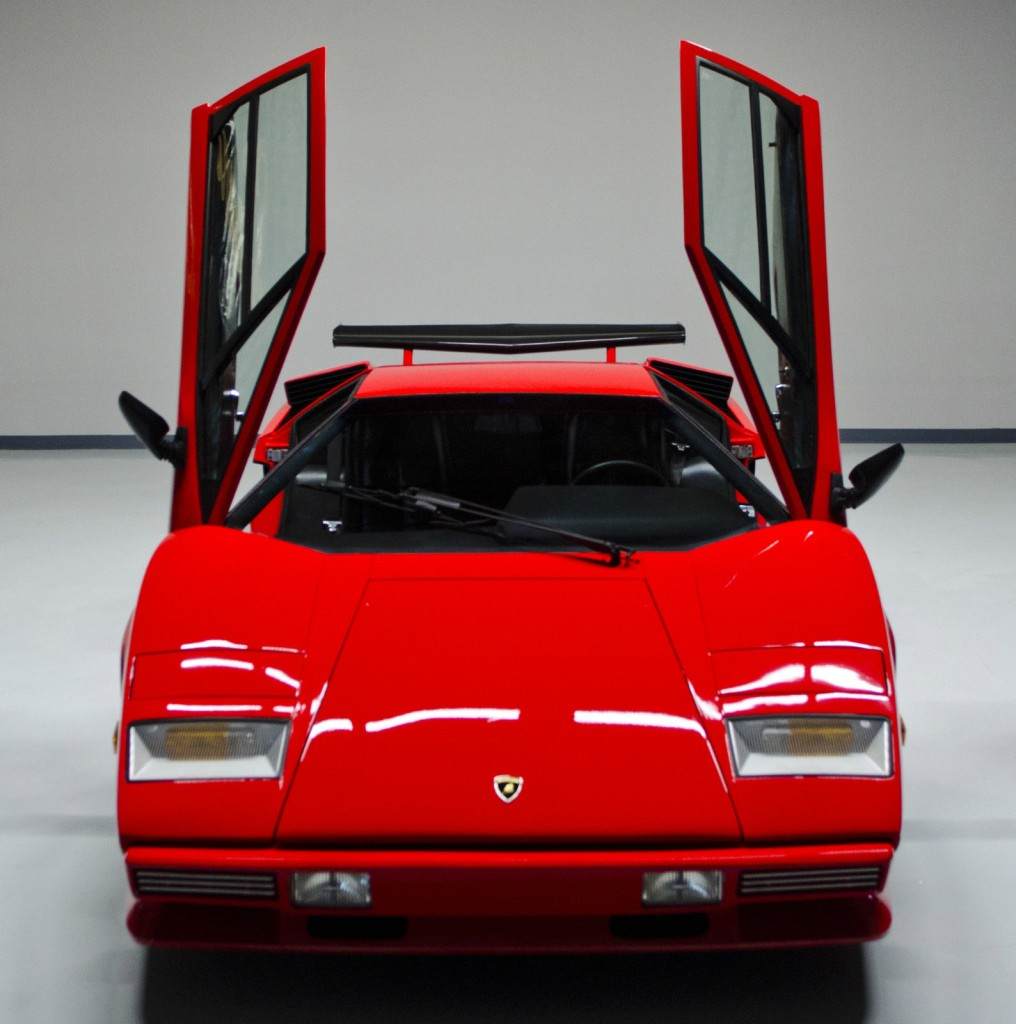 1979 Lamborghini Countach LP 400 S Series 1