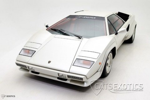 1983 Lamborghini Countach LP5000S for sale