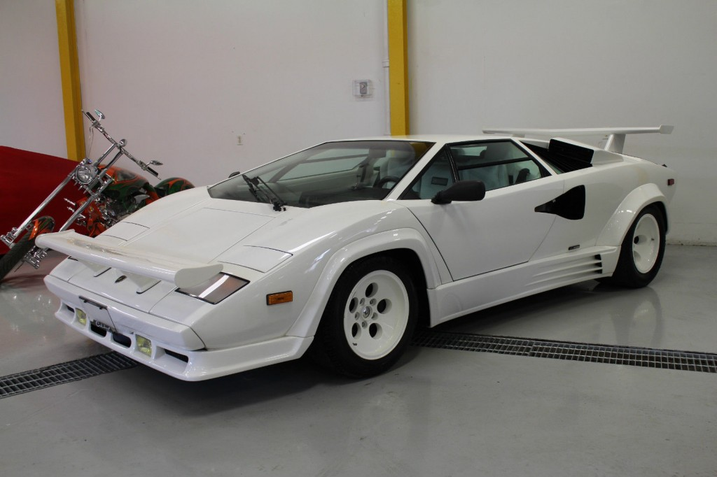 1988 lamborghini countach lp5000s qv for sale. Black Bedroom Furniture Sets. Home Design Ideas