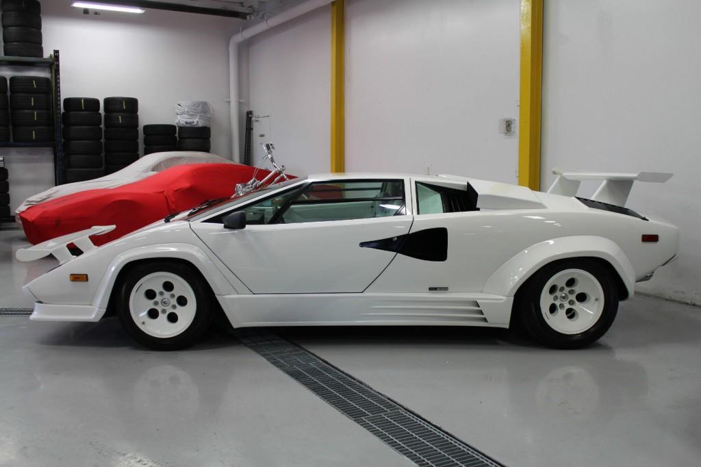 1988 Lamborghini Countach Lp5000s QV