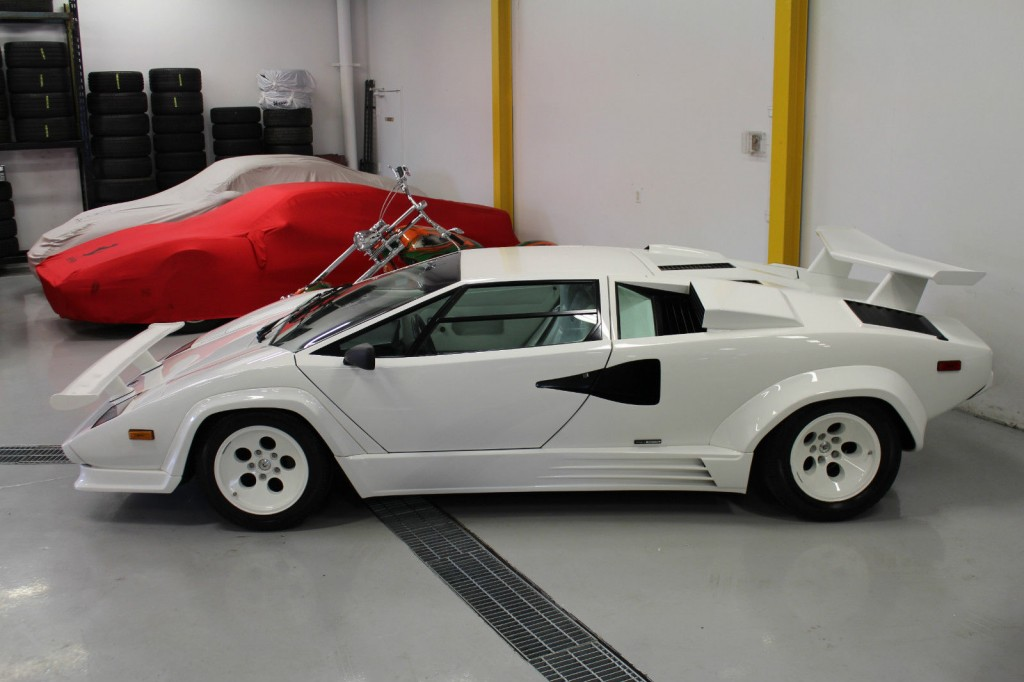 1988 Lamborghini Countach Lp5000s Qv For Sale