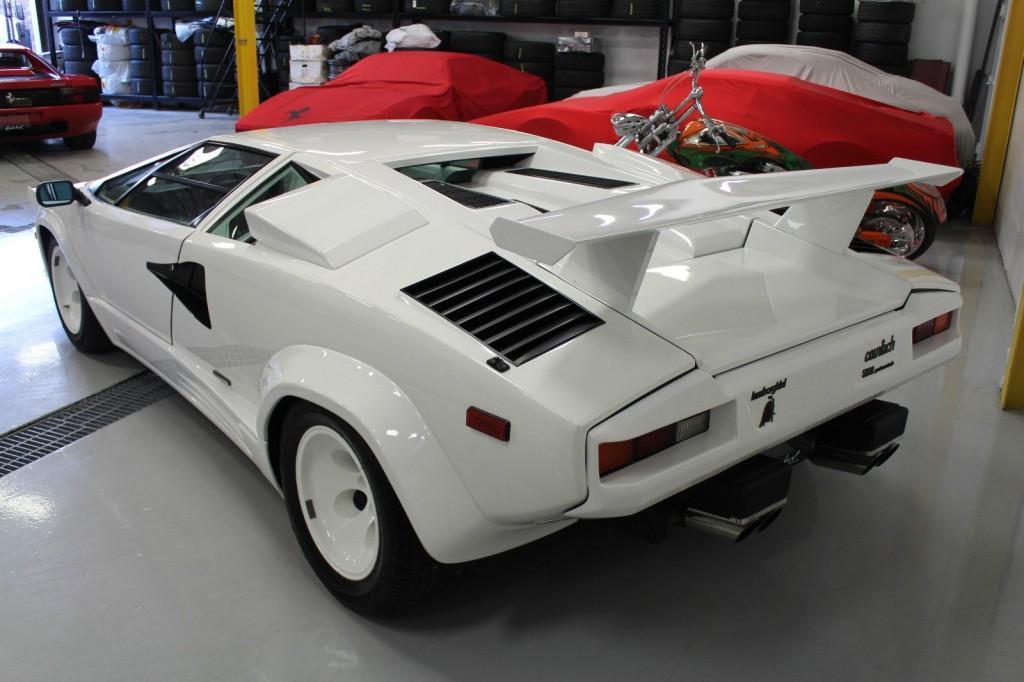 1988 Lamborghini Countach Lp5000s Qv For Sale