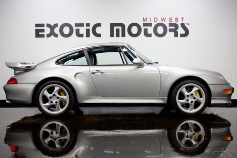 1997 Porsche 911 Turbo S 993 for sale