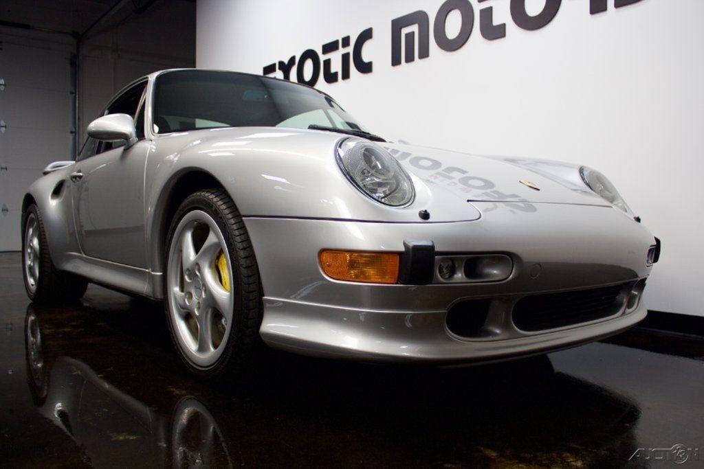 1997 Porsche 911 Turbo S 993