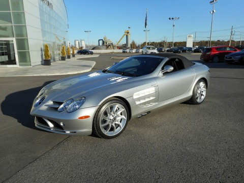 2008 Mercedes Benz SLR McLaren Convertible for sale