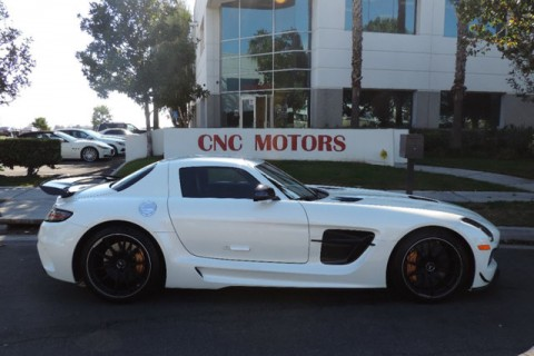 2014 Mercedes Benz SLS AMG Black Series for sale