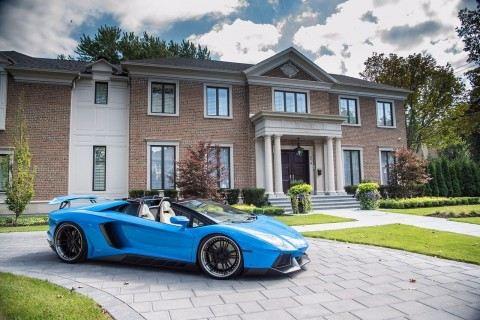 2015 Lamborghini Aventador Novitec Torado for sale