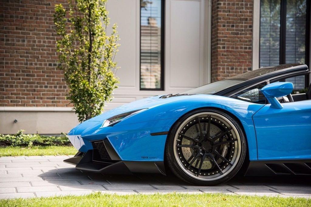 2015 Lamborghini Aventador Novitec Torado