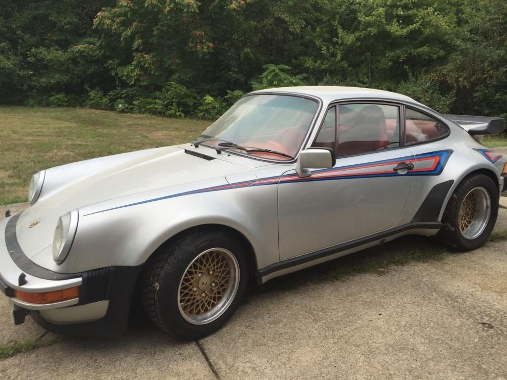 1977 Porsche 930 911 Turbo for sale