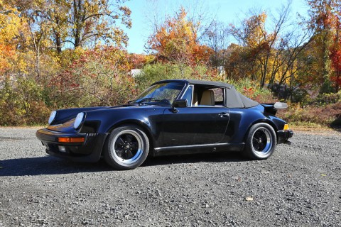 1987 Porsche 911 Factory Turbo Look. M491 for sale
