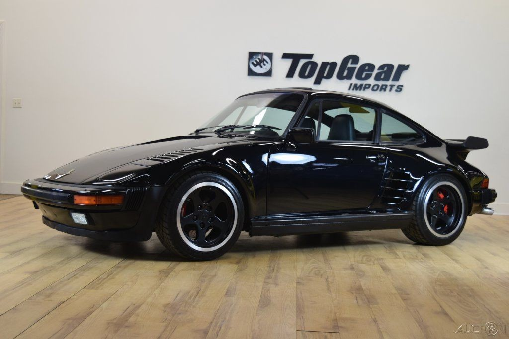 1988 porsche 911 slantnose conversion 3 3 turbo 5spd ruf wheels for sale. Black Bedroom Furniture Sets. Home Design Ideas