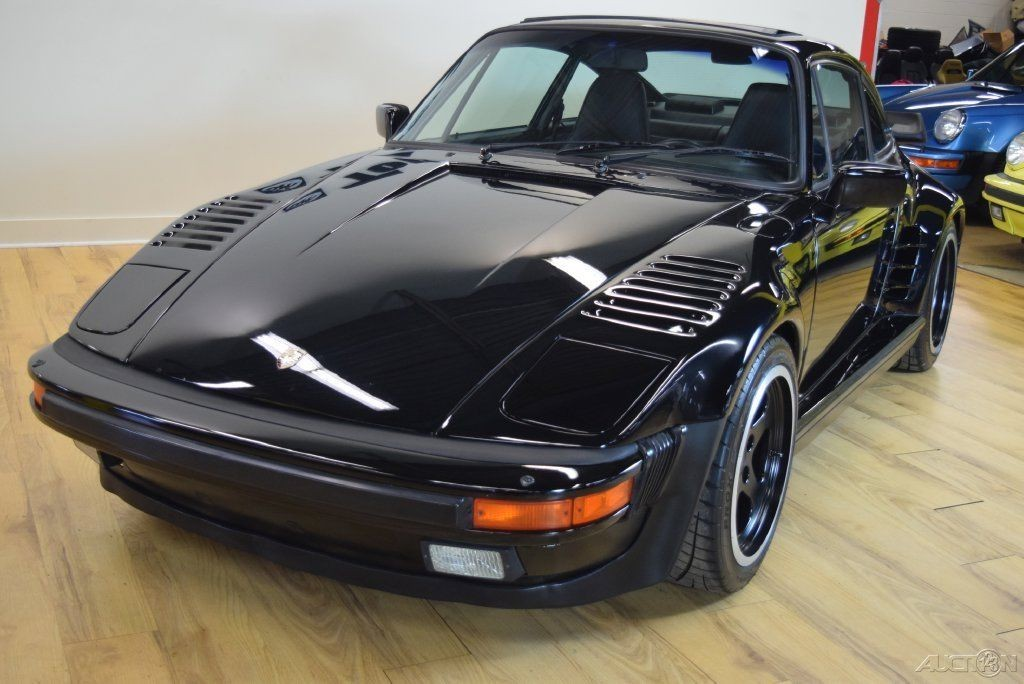 1988 Porsche 911 Slantnose Conversion 3.3 Turbo 5Spd RUF Wheels