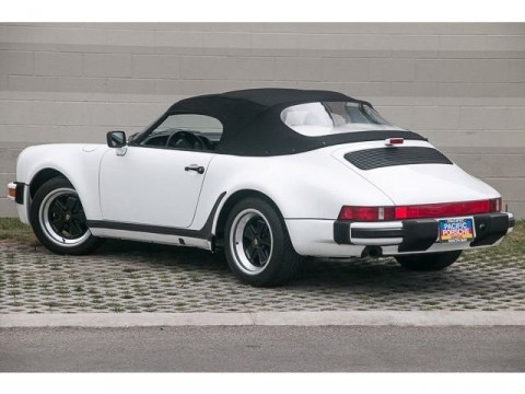 1989 Porsche 911 Speedster for sale