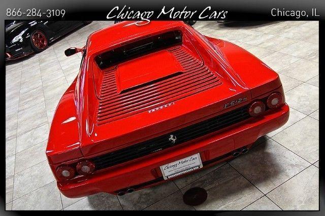 1995 Ferrari F512 M Testatrossa #58 of 75