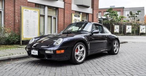 1996 Porsche 911 C4 S 993 for sale