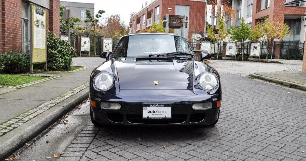 1996 Porsche 911 C4 S 993