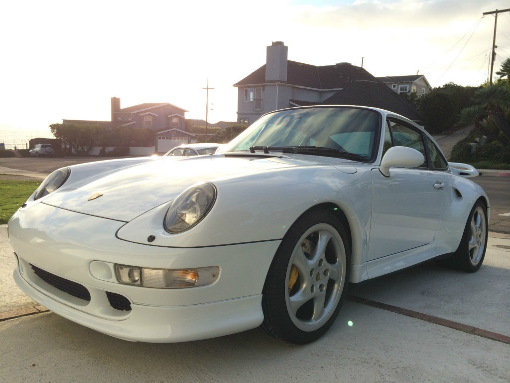 1998 Porsche 911 Andial 3 8 C2s For Sale