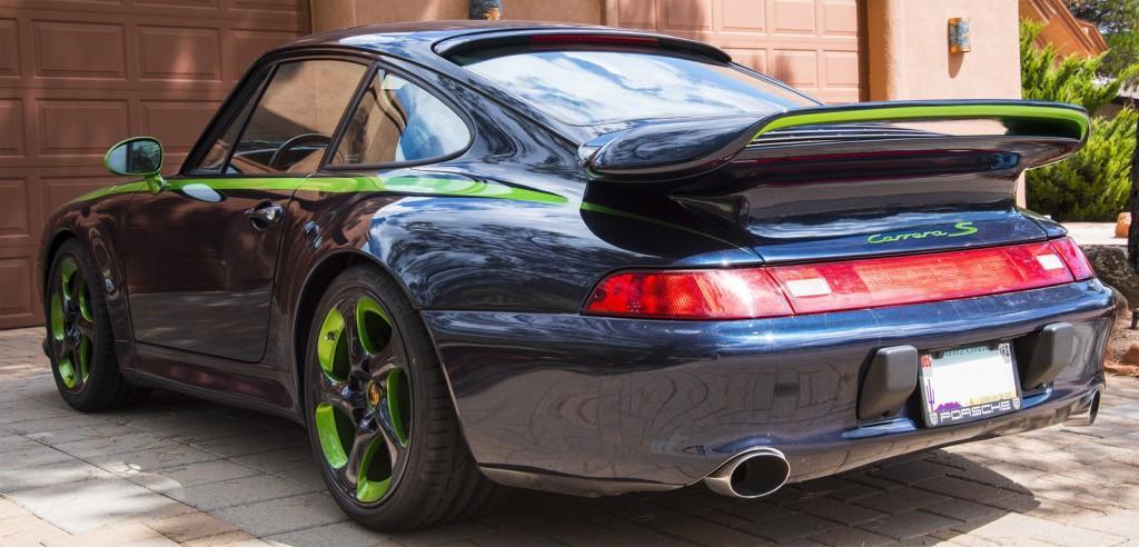 1998 Porsche 911 Carrera S 993 Customized