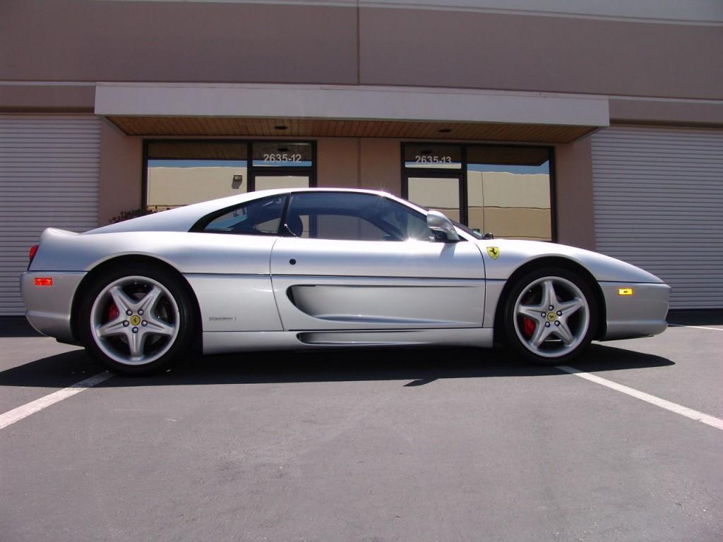 1999 Ferrari 355 Gtb For Sale