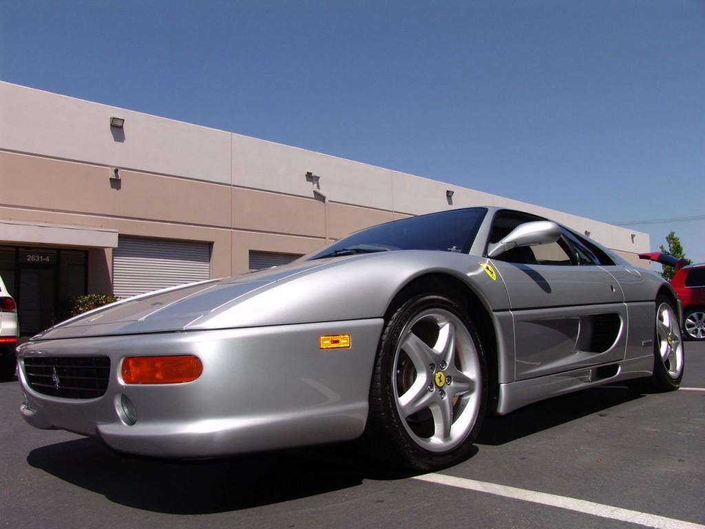1999 Ferrari 355 GTB