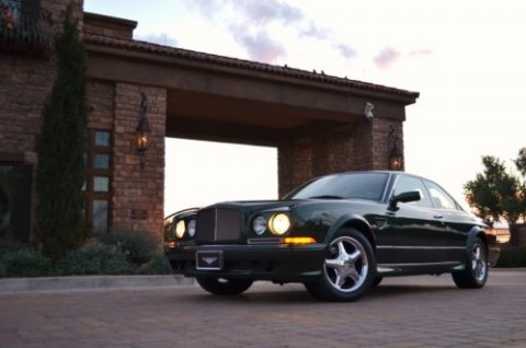 2000 Bentley Continental Millennium Edition Mulliner Widebody Coupe for sale