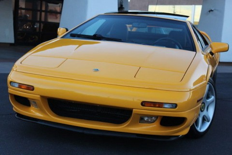 2001 Lotus Esprit Twin Turbo V8 for sale