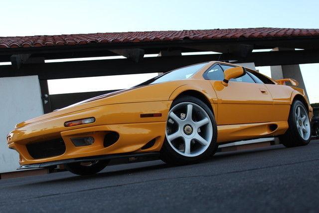 2001 Lotus Esprit Twin Turbo V8 For Sale