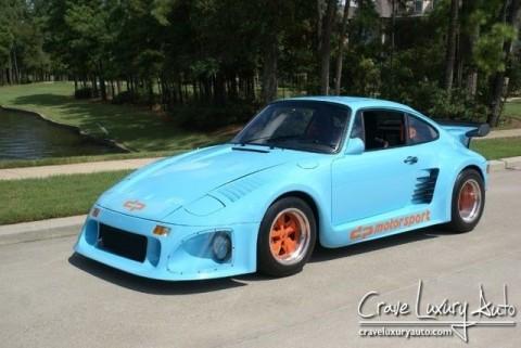 Real 1984 Porsche 935DP Frame off Restoration for sale