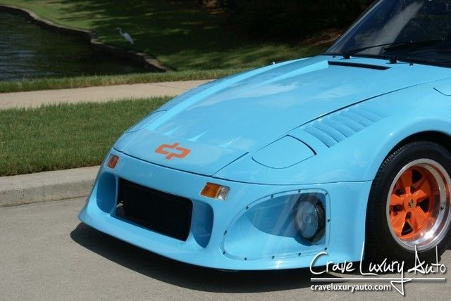 Real 1984 Porsche 935DP Frame off Restoration