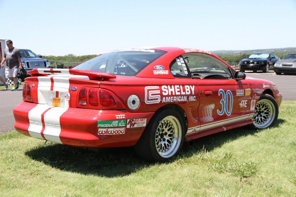 "1965 Ford Mustang Cobra ""R"" race car"
