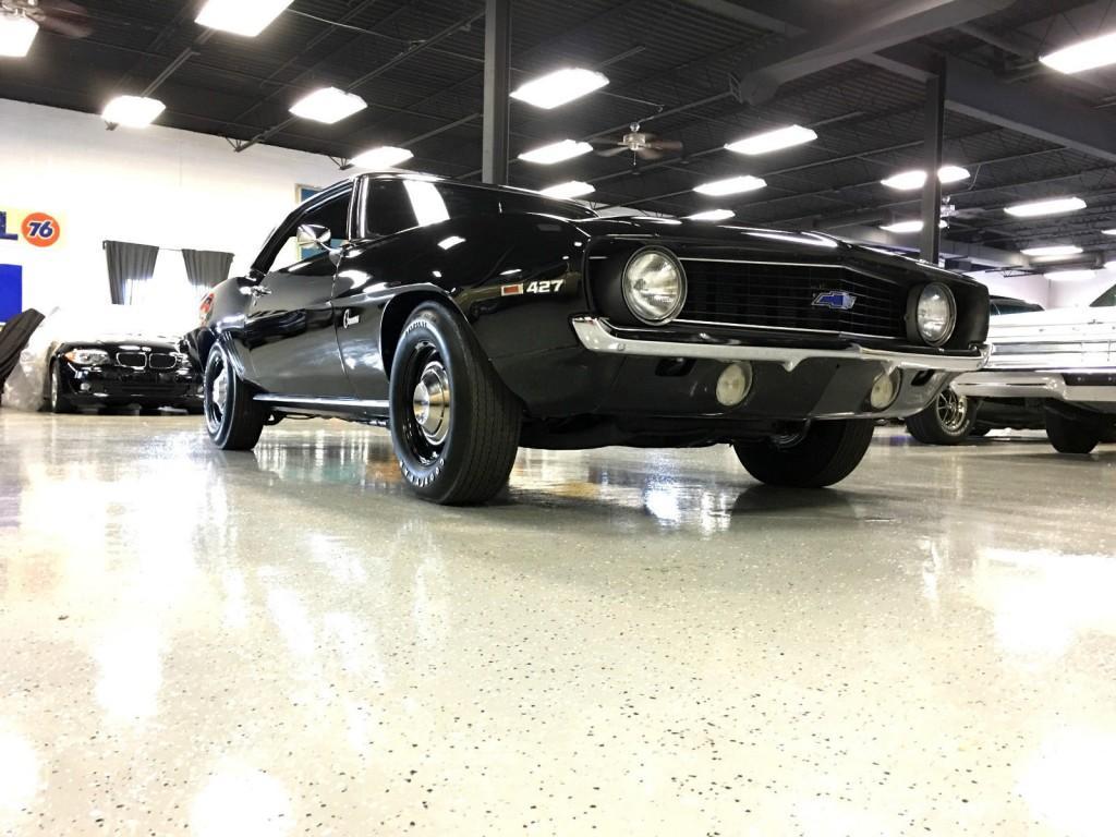 1969 Chevrolet Camaro COPO Tribute