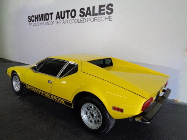 1974 DeTomaso Pantera L
