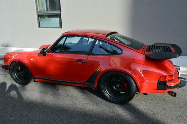 1982 Porsche 930 / 911 Turbo