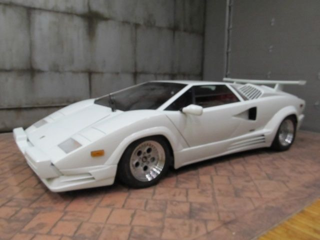 1989 Lamborghini Countach 25TH Anniversary