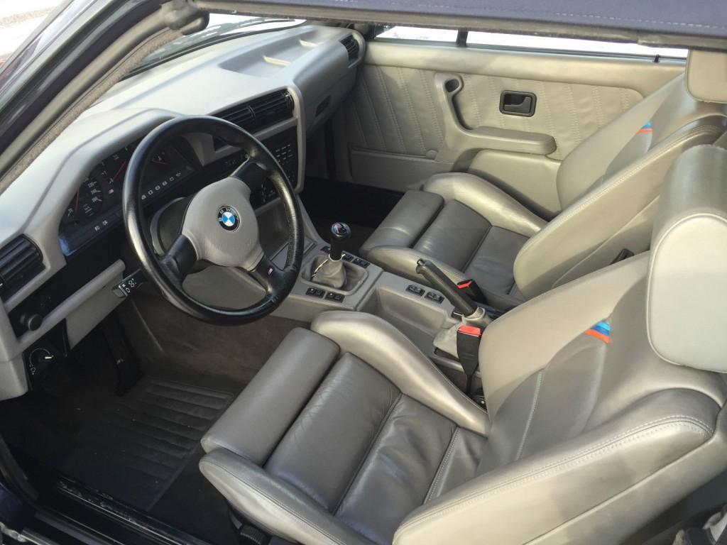 1991 BMW M3 Cabrio Convertible E30