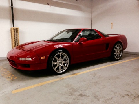 1992 Acura NSX 3.0l 5 Speed for sale