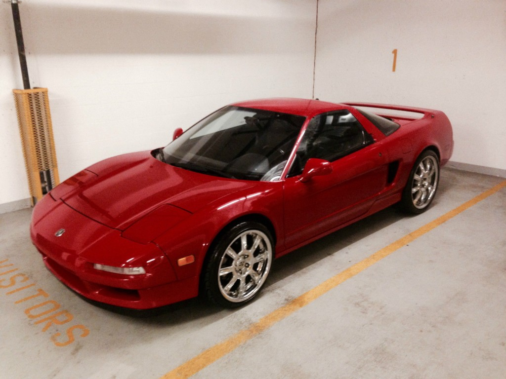 1992 Acura NSX 3.0l 5 Speed