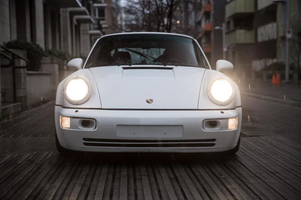 1992 Porsche 911 964 Turbo